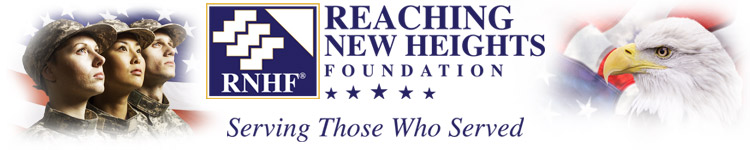 Reaching New Heights Foundation Inc. - Veterans Services